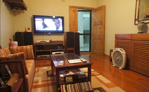 Tiện dụng và gọn gàng trong căn hộ 70 m2