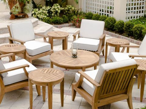 Laguna 11 Pc Outdoor Lounge Set