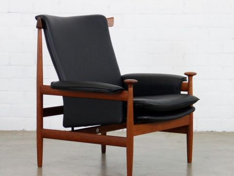 Bwana Model 152 Lounge Chair By Finn Juhl For France And Son 1960s