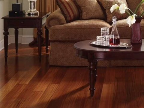 Envi Brazilian Teak Cheap Hardwood Flooring