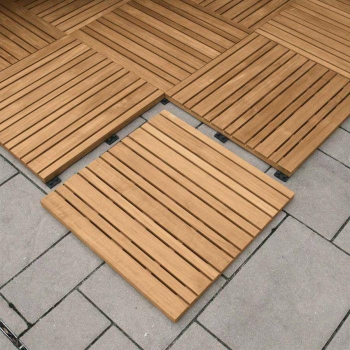 thảm sàn gỗ tự nhiên.