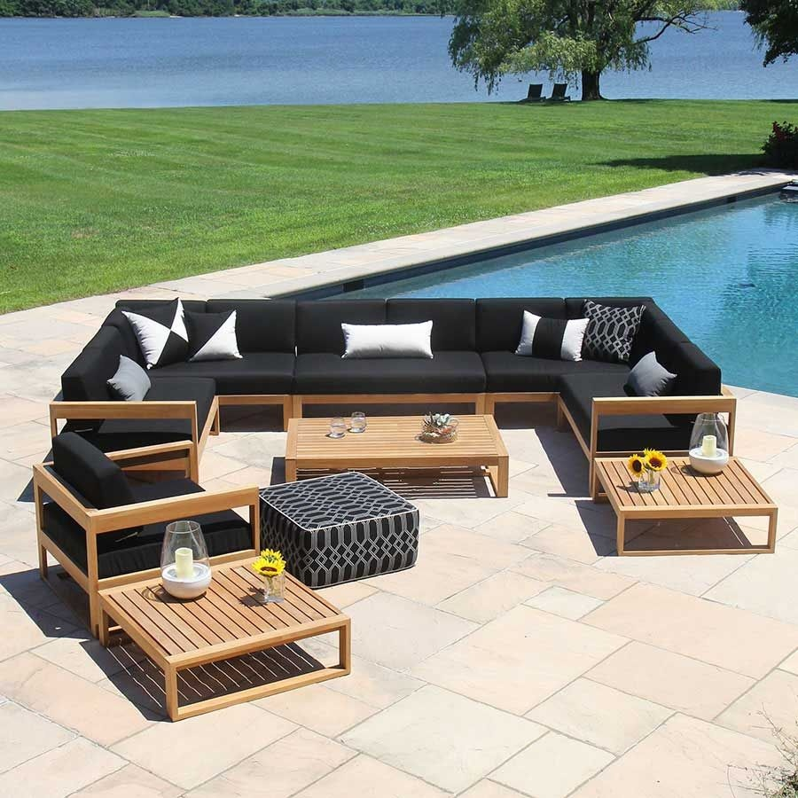 sofa gỗ tự nhiên cao cấp bọc vải.